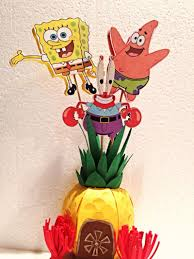 spongebob birthday party ideas for girls party themes inspiration