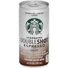starbucks doubleshot vanilla light canned bottled drinks sheridan