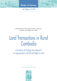 cr it agricole adresse si e social land transactions in rural cambodia a pdf available