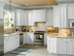Painted Backsplash Ideas Kitchen Interior Best Creative Glass Tile Backsplash Ideas With Dark For