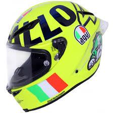 valentino rossi motocross helmet agv corsa r rossi mugello 2016 limited edition helmet motocard