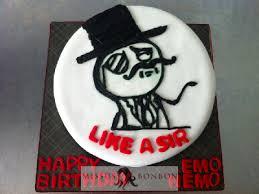 Meme Cake - cakes and cupcakes theme internet meme and rage comics