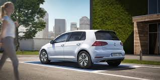 golf volkswagen 2017 volkswagen finally increases the range of the e golf