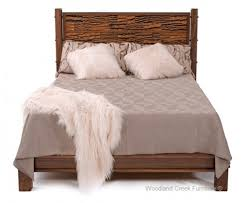 Rustic Modern Bedroom Furniture Urban Rustic Beds Rustic Bedroom Furniture Woodland Creek