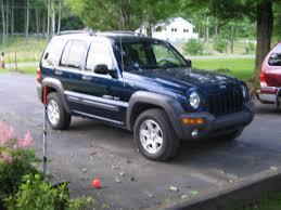 jeep liberty navy blue jeep liberty sport 2003