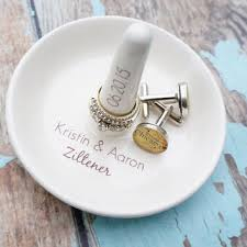 engagement ring dish wedding ring dish personalized unique wedding t idea