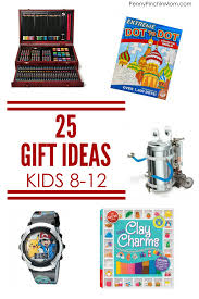 gift ideas for kids ages 8 12 for girls and boys