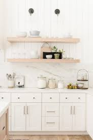 shiplap kitchen backsplash with cabinets marble and shiplap kitchen backsplash transitional kitchen