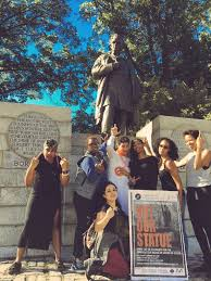 dr marion sims statue