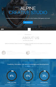 bootstrap themes free parallax parallax drupal website templates themes free premium free