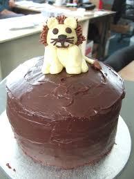 1 000 calorie chocolate caramel lion birthday cake hungryhinny
