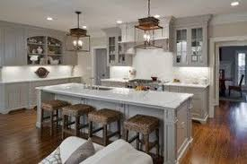 houzz kitchens with islands our island in the kitchen glam living