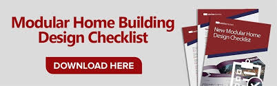 Home Building Design Checklist Process Focus The Pre Construction Phase Of Modular Home Building