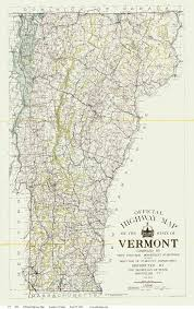 Map Of Vt About Woodford Town Of Woodford
