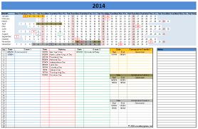 excel calendar template 2014 great printable calendars