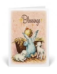 vintage religious christmas harrison greetings business