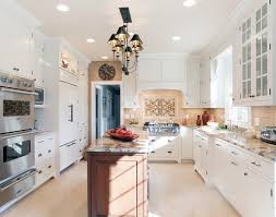 Plain Kitchen Cabinets Cottage Kitchen Cabinetry Dressed In White Plain U0026 Fancy Cabinetry