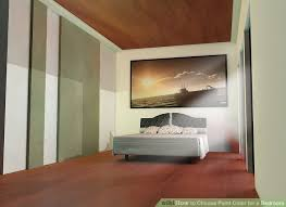 Paint Colors For Bedroom How To Choose Paint Color For A Bedroom 15 Steps With Pictures
