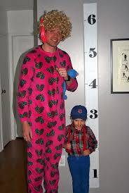 Pajama Halloween Costume Ideas 33 Most Adorable Father Daughter Halloween Costumes