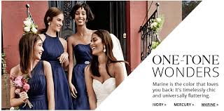 davids bridesmaid dresses navy blue bridesmaid dresses david s bridal