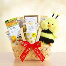 Get Well Soon Gift Basket Get Well Gifts And Gift Baskets