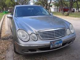2004 mercedes station wagon used mercedes e class for sale search 5 854 used e class