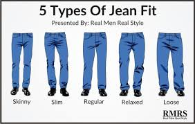 how to buy the perfect pair of jeans 5 common denim styles and