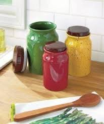 tuscan kitchen canisters sets amazing kitchen canisters ceramic