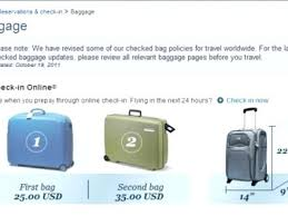 luggage allowance united united airlines baggage policy tmrw me