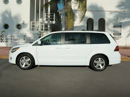 volkswagen minivan routan volkswagen routan sel premium for sale used cars on buysellsearch
