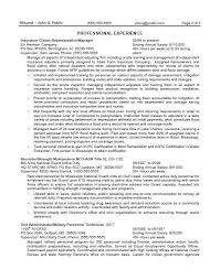 Government Job Resume by Government Resume Exampleshow To Write A Resume For A Federal