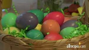 Decorating Easter Eggs Video by How To Decorate Easter Eggs Video Tutorials And Picture