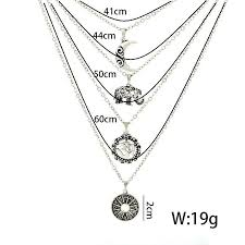 multi layer necklace images Multi layer necklace thatboholife jpg