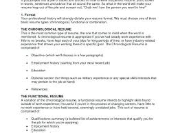 most popular resume format common resume format 5 sle format common resume format