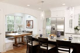 25 Space Savvy Banquettes With Kitchen Nook Designs Space Savvy Banquettes Images Home Interior