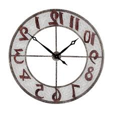 clock sterling amp noble large wall clock home design ideas