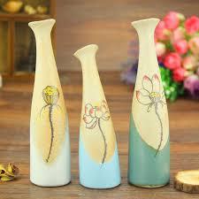 Pottery Vases Wholesale Jingdezhen Handmade Ceramic Arts And Crafts Home Decor Hand