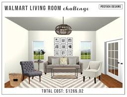 create a room entirely from walmart a 644 guest bedroom makeover