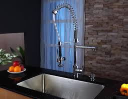 Kitchen Sinks With Faucets Kraus 32