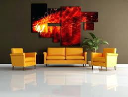 articles with orange wall decor ideas tag orange wall decor
