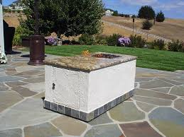 best outdoor propane fire pit ideas u2014 jen u0026 joes design