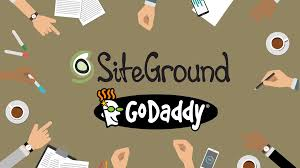 siteground vs go daddy comparison guide wp hosting reviews