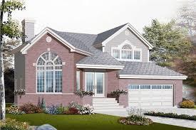 multi level house plans multi level home plan 3 bedrms 1 5 baths 1830 sq ft 126 1063