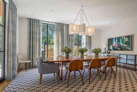 modern dining rooms 17 stunning mid century modern dining room designs mid century