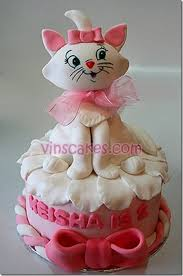 marie aristocats cupcake tower pages