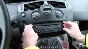 renault scenic 2001 xcarlink usb sd renault scenic 2005 avtoradio tuner list youtube