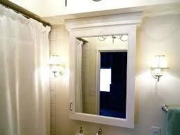 Antique Bathroom Medicine Cabinets - bathroom medicine cabinet ikea mirror illuminated bathroom mirror
