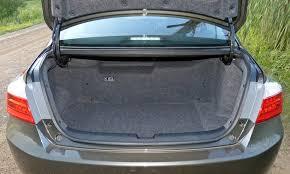 2013 honda accord trunk space honda accord photos truedelta car reviews