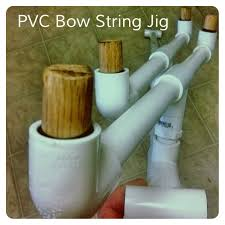 continuos loop bow string jig 5 steps