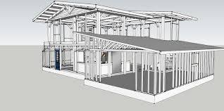 Construction House Plans Steel Construction Home Plans